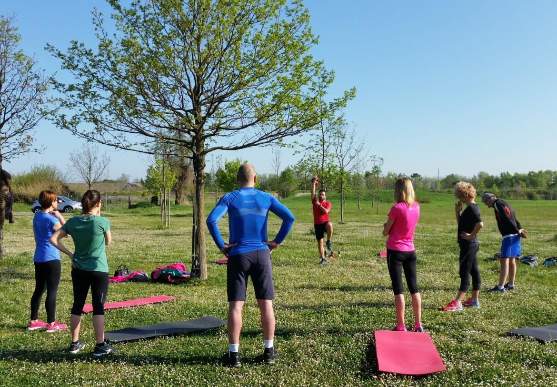 Outdoor Training