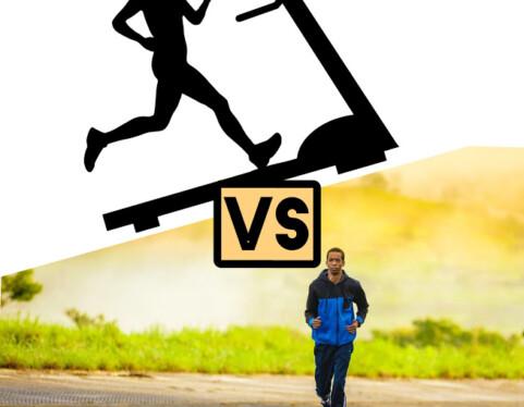 Corsa all'aperto VS Corsa su Tapis Roulant