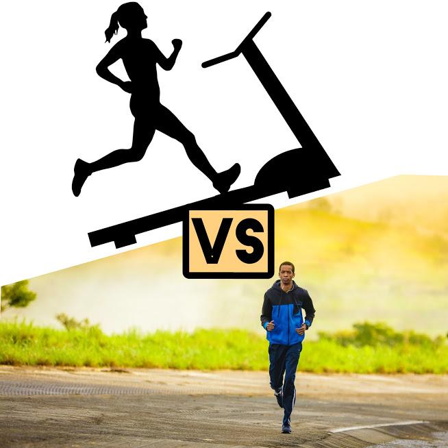 tapis roulanr vs corsa all'aperto